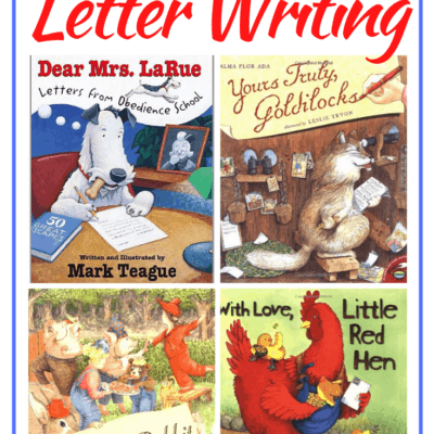 Books That Teach Letter Writing for Kids