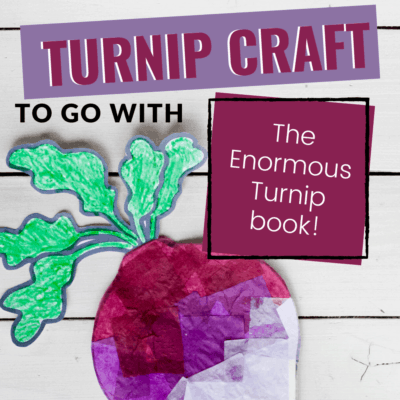 Enormous Turnip Craft