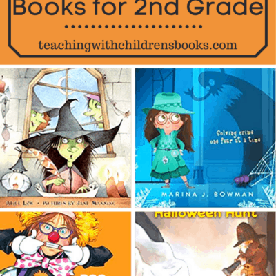 Halloween Books for 2nd Graders