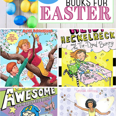 Easter Chapter Books