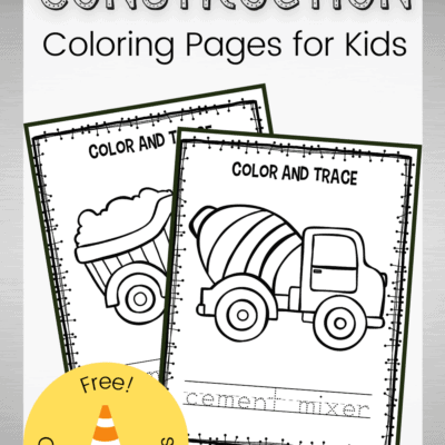 Goodnight Goodnight Construction Site Coloring Pages