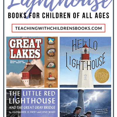 Children's Books About Lighthouses
