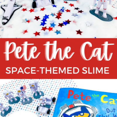 Pete the Cat Space Slime