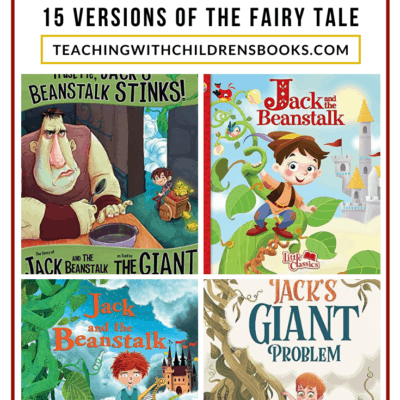 Different Versions of Jack and the Beanstalk