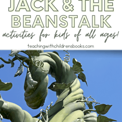 Activities for Jack and the Beanstalk
