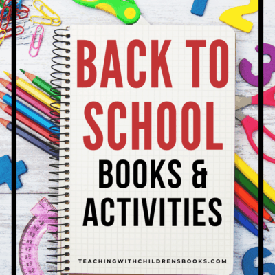 Back to School Books and Activities